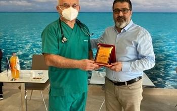 Medicana Sivas Hastanesi 1000 kalbe, açık kalp ameliyatı ile şifa verdi