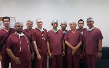 Dünyanın Dört Yanından Üroloji Uzmanlarına Medicana Ankara'dan Eğitim