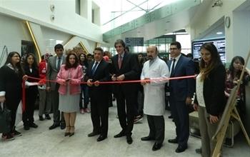 Medicana Sivas Hastanesi 23 Nisan Çocuk Şenliği'nde Bahçeşehir Koleji Resim Sergisine Ev Sahipliği Yapıyor
