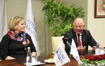 Atılım Üniversitesi ile Medicana International Ankara Hastanesi'nden Afiliasyon Protokolü