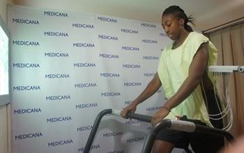 Kadın Basketbolunun Önemli Oyuncularından ''Kuanitra Holingsvorth'' Sağlık Kontrolü'nden geçti