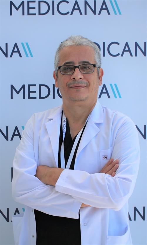 Prof. Dr. Gürcan Kısakol