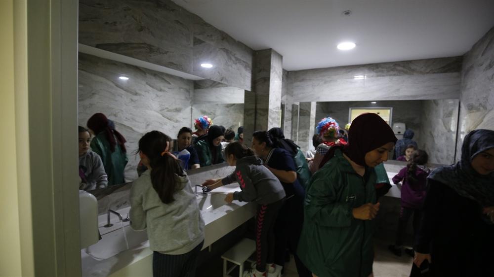 Medicana Sivas Hastanesi El Yikama Farkindaligi Icin Stant Acarak
