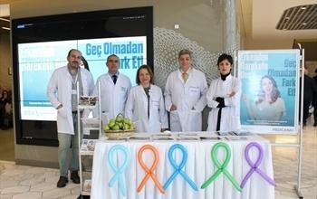 Medicana'da Onkoloji Doktorları Kansere Dikkat Çekti!