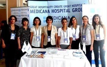 Medicana International İstanbul Hastanesi 2. Temel Hemşirelik Bakım Kongresi'nde