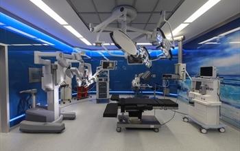 Robotik Cerrahi İzmir International Medicana Hastanesi'nde