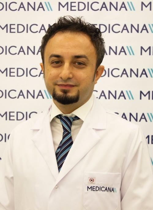 Op. Dr. Abdullah Haluk Şirin