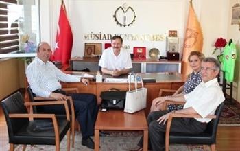 Medicana Sağlık Grubundan MÜSİAD'ı Ziyaret