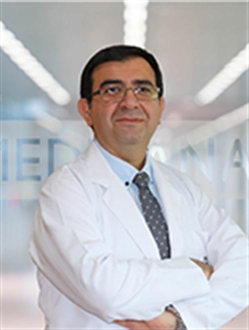 Dr. Öğr. Üyesi Ali Doğan Dursun