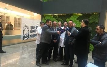 Fenerbahçe Taraftarı Emre Soner Ergen Taburcu Oldu