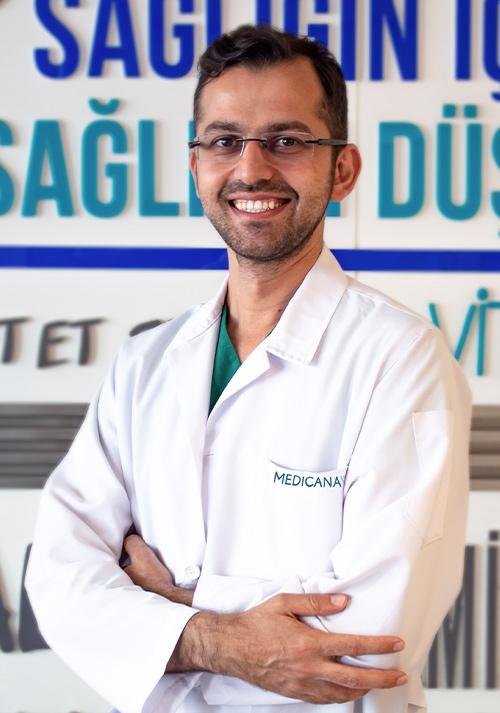 Dr. Öğr. Üyesi Amil Hüseynov