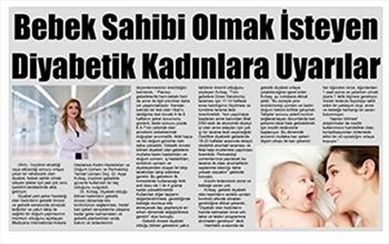 Bebek Sahibi Olmak İsteyen Diyabetik Kadınlara Önemli Uyarılar
