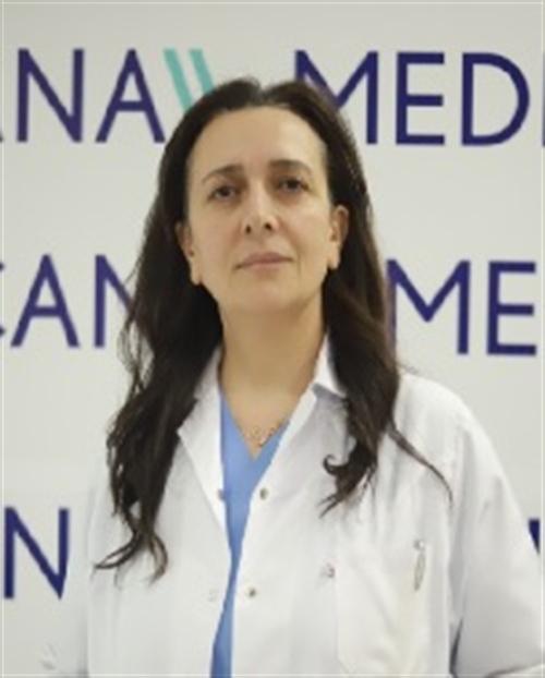 Op. Dr. Ayşe Kaplan