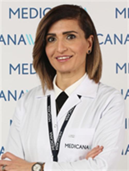 Uzm. Dr. Başak Burgazlıoğlu