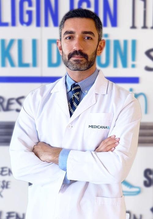 Dr. Öğr. Üyesi Burak Kınalı