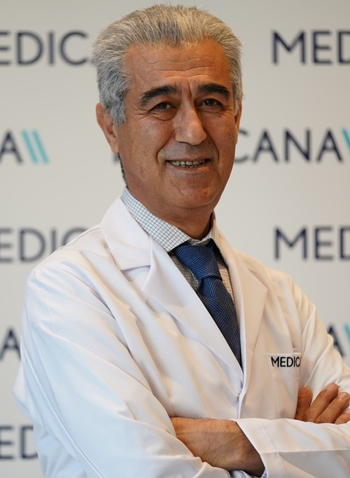 Prof. Dr. Mehmet Cemil Uygur