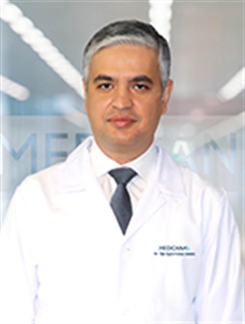 Dr. Öğr. Üyesi Furkan Sarıcı