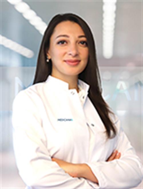 Uzm. Dr. Zarifa Achikgoz