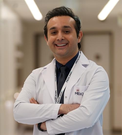 Doç. Dr. Cihan Karadağ