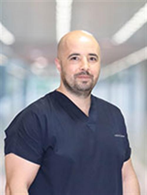 Dr. Öğr. Üyesi Murat Doğan İşcanlı