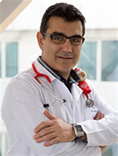Dr. Öğr. Üyesi Alper Özkılıç