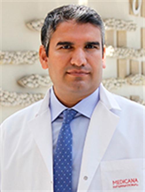 Prof. Dr. Ebubekir Şenateş