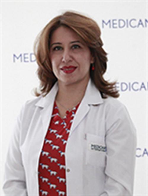 Uzm. Dr. Aynur Ela Güçkaya