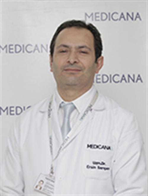 Doç. Dr. Ersin Sarıçam