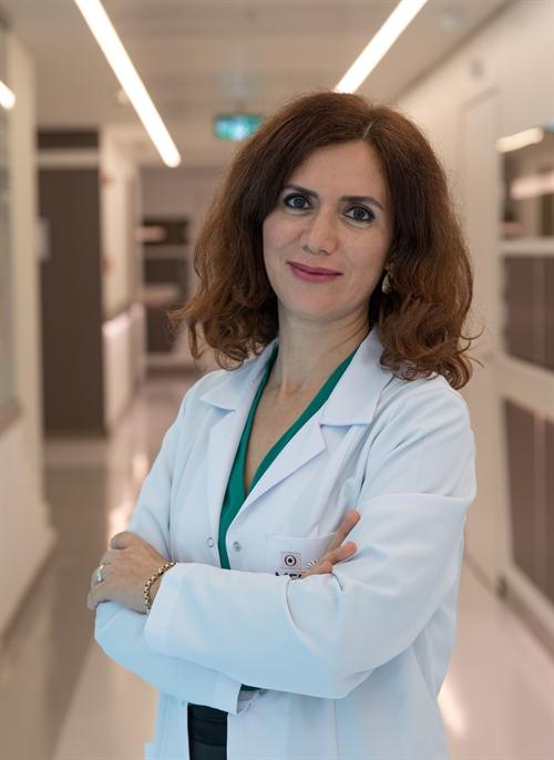 Doç. Dr. Esra Nur Ademoğlu Dilekçi