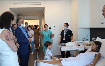 Medicana İzmir'e Açıldı