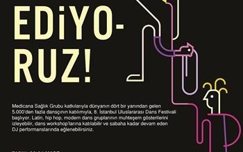 Medicana Sağlık Grubu Katkılarıyla İstanbul'da Dans ve Müzik Şöleni