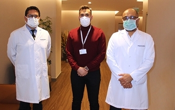 Kahramanları ile Aynı Hastanede Çalışmaya Başladı