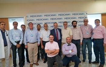 Medicana Organ Nakli Merkezinden Yabancı Hekimlere Böbrek Nakli Eğitimi