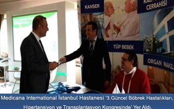 Medicana International İstanbul Hastanesi Organ Nakli Bölümü Katıldığı Kongrelerle Adından Söz Ettiriyor
