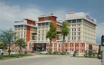 Medicana Samsun Hastanesi kapılarını açtı