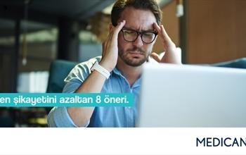 Migren Şikayetlerini Azaltan 8 Öneri