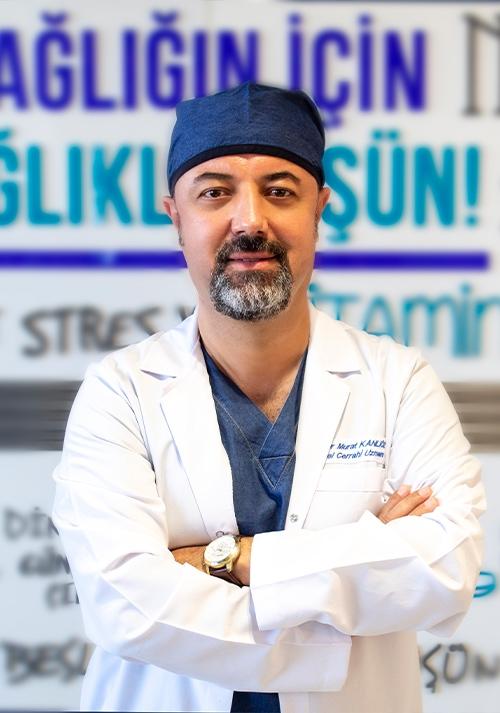 Doç. Dr. Murat Kanlıöz