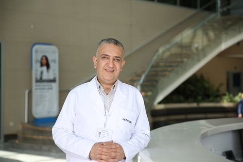 Doç. Dr. Mustafa Ülker