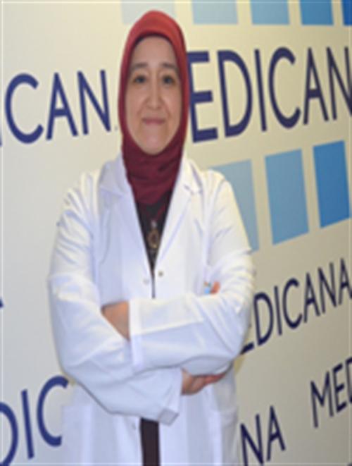 Dr. Öğr. Üyesi Narin Türkmen