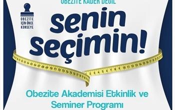 Obezite Okulu Etkinlik ve Seminer Programı 2019- 2020