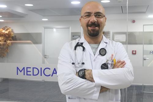 Dr. Mehmet Oğuz Gümüşer