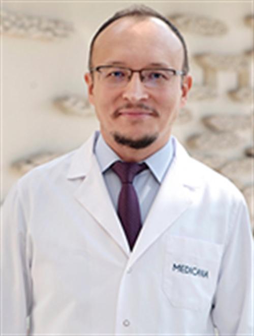 Doç. Dr. Ömer Uz