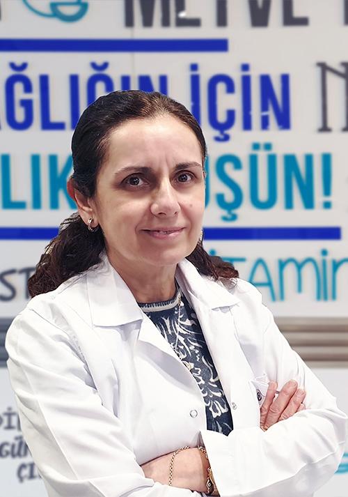 Uzm. Dr. Aliye Sevil Sarıkaya
