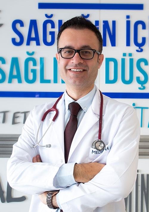 Doç. Dr. Alihan Oral