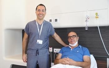 Ameliyathanede Robot Var