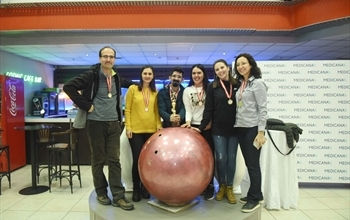 2.Geleneksel Medicana Bowling Turnuvasi Yine Çok Heyecanli Gecti