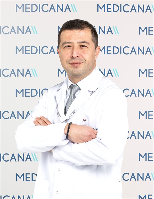 Uzm. Dr. Burak Canver