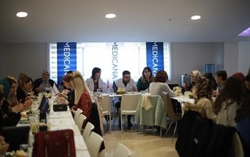 """Medicana Sivas Hastanesinden STSO Kadın Girişimcilerine """"Sağlıklı Kadınlar Sağlıklı Yaşamlar"""" Etkinliği"""