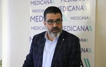 Medicana Sivas Hastanesi Genel Müdürü Şerafettin Demiray 24 Temmuz Gazeteciler ve Basın Bayramını Kutladı.