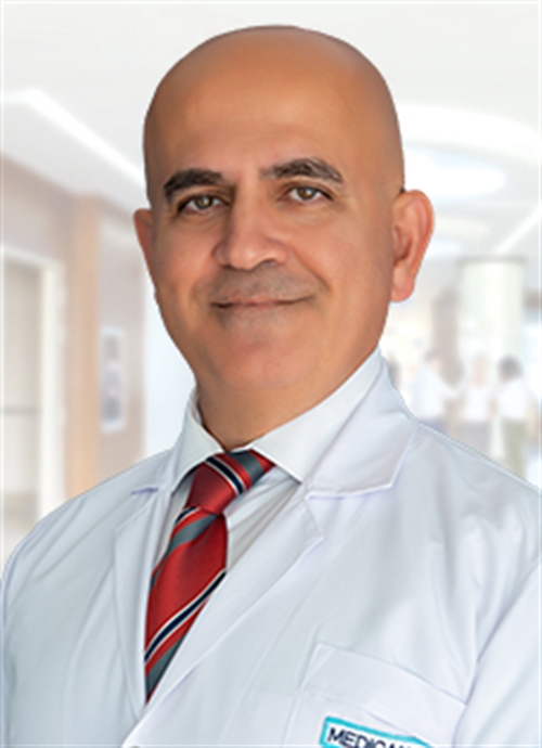 Doç. Dr. Mustafa Suat Bolat